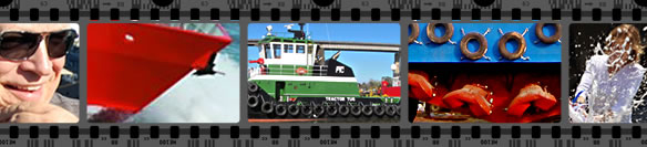 Tug Boat Carl Designed By Greg Castleman
